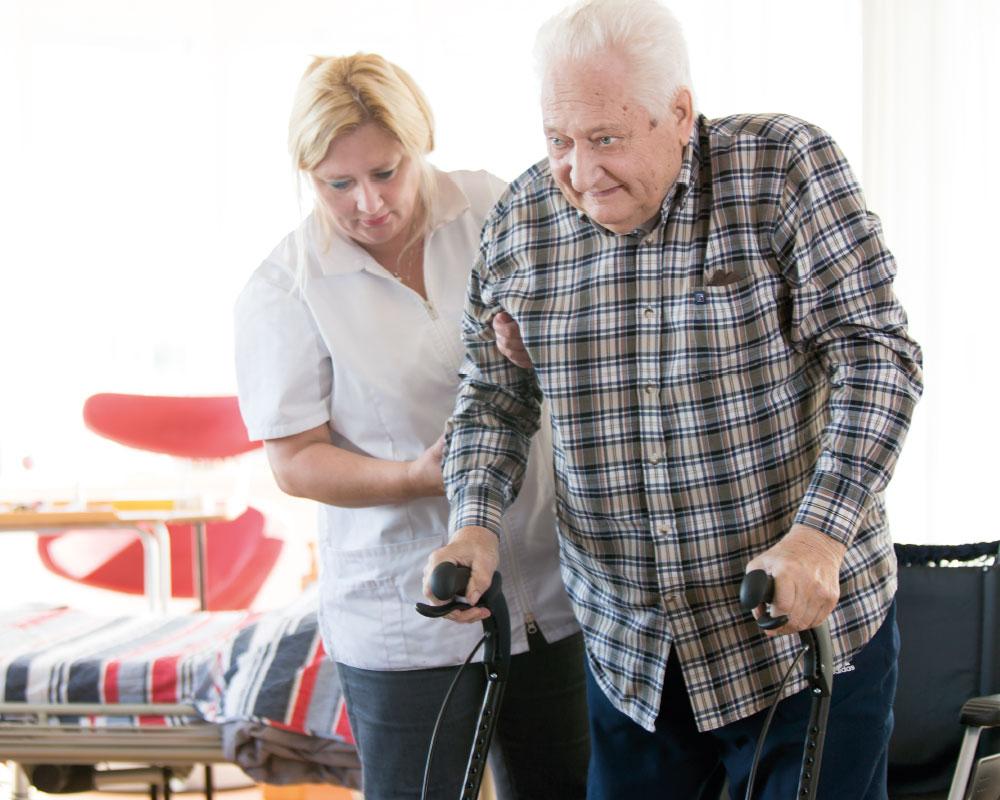 Verpleging en verzorging | Thuisgenoten